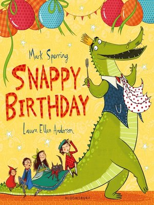 cover image of Snappy Birthday