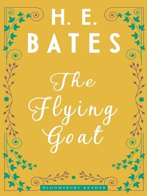 cover image of The Flying Goat