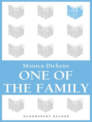 cover image of One of the Family