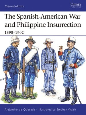cover image of The Spanish-American War and Philippine Insurrection