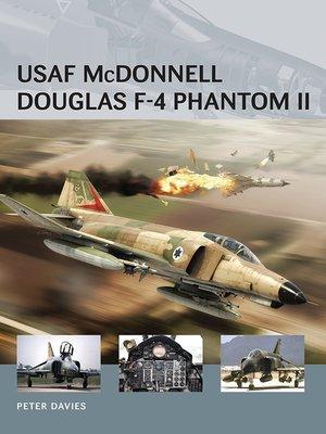 cover image of USAF McDonnell Douglas F-4 Phantom II
