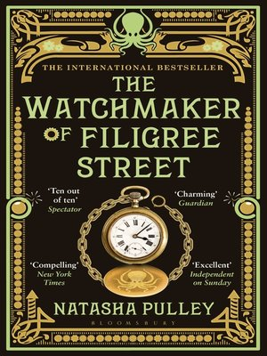cover image of The Watchmaker of Filigree Street