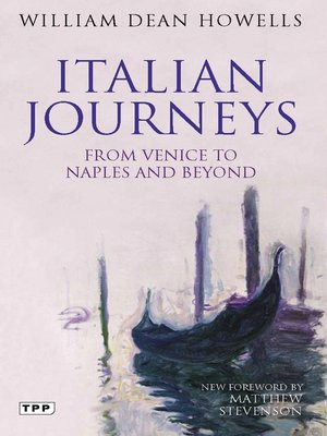 cover image of Italian Journeys