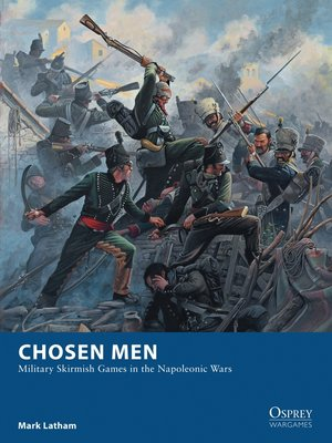 cover image of Chosen Men