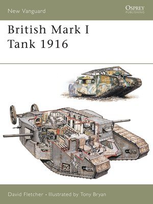 cover image of British Mark I Tank 1916