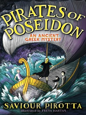 cover image of Pirates of Poseidon
