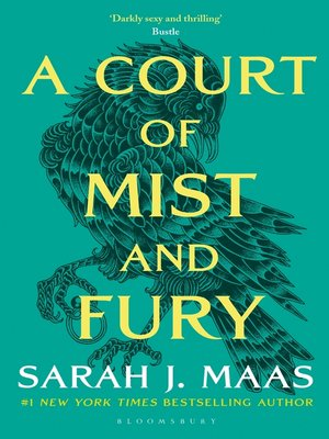 cover image of A Court of Mist and Fury