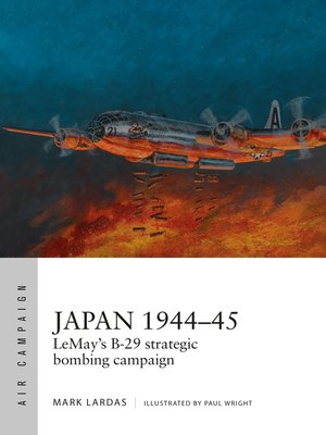 cover image of Japan 1944–45