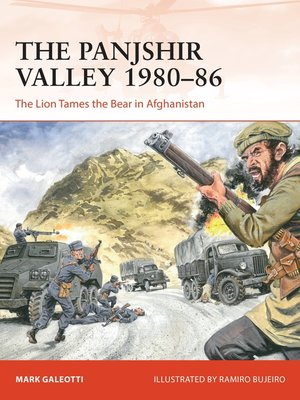cover image of The Panjshir Valley 1980–86