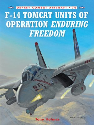 cover image of F-14 Tomcat Units of Operation Enduring Freedom