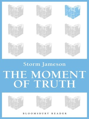 cover image of The Moment of Truth