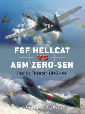 cover image of F6F Hellcat vs A6M Zero-sen