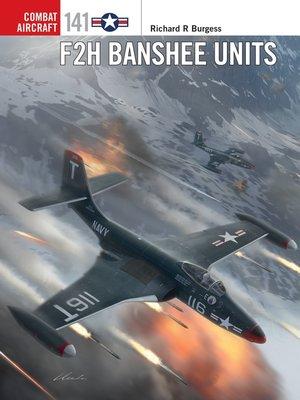 cover image of F2H Banshee Units