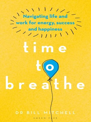 cover image of Time to Breathe