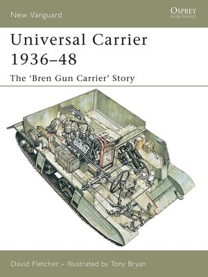 cover image of Universal Carrier 1936-48