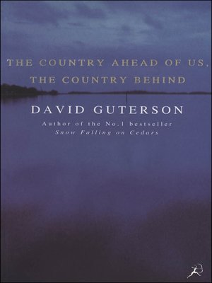 cover image of The Country Ahead of Us, the Country Behind
