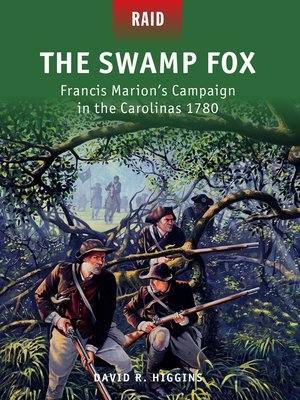 cover image of The Swamp Fox