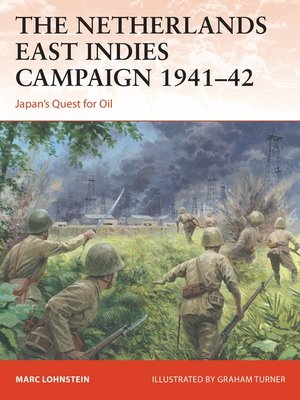 cover image of The Netherlands East Indies Campaign 1941–42