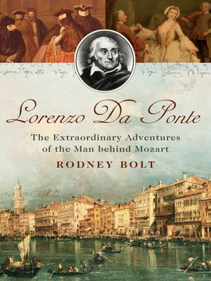 cover image of Lorenzo da Ponte