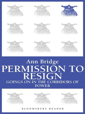 cover image of Permission to Resign