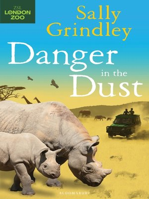 cover image of Danger in the Dust
