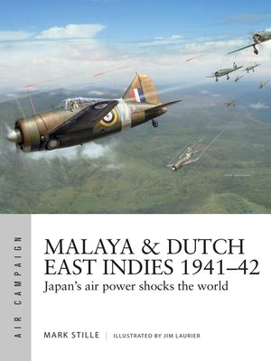 cover image of Malaya & Dutch East Indies 1941–42