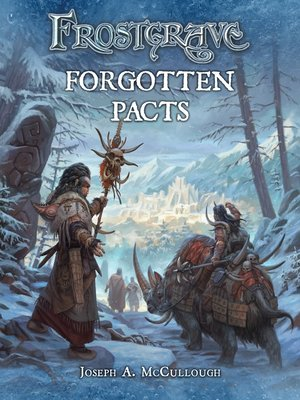 cover image of Forgotten Pacts