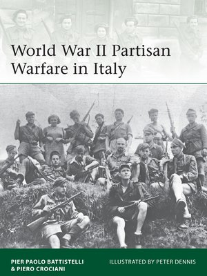 cover image of World War II Partisan Warfare in Italy
