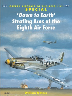 cover image of 'Down to Earth' Strafing Aces of the Eighth Air Force