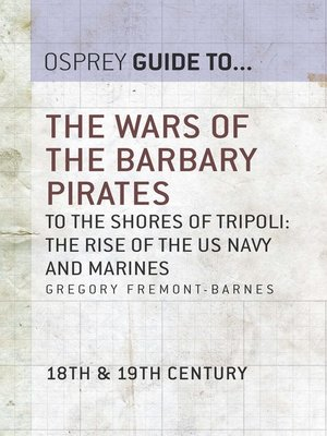 cover image of The Wars of the Barbary Pirates