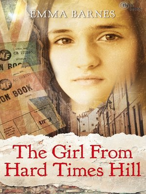 cover image of The Girl from Hard Times Hill