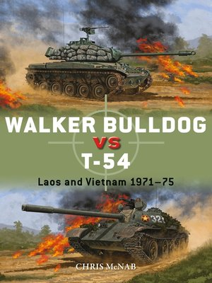 cover image of Walker Bulldog vs T-54