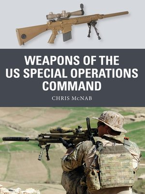 cover image of Weapons of the US Special Operations Command