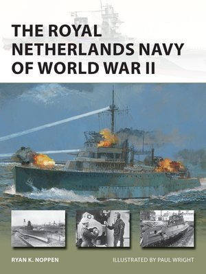cover image of The Royal Netherlands Navy of World War II