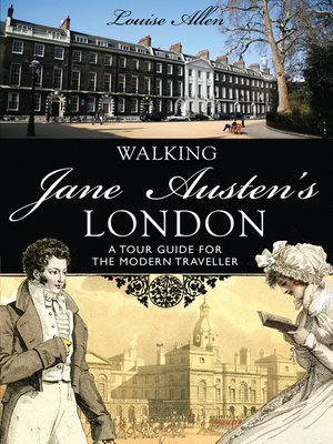 cover image of Walking Jane Austen's London