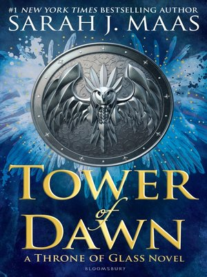 cover image of Tower of Dawn
