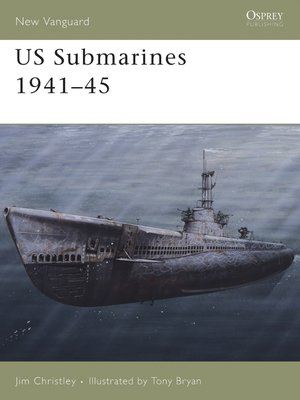 cover image of US Submarines 1941-45