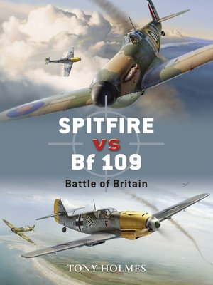 cover image of Spitfire vs Bf 109