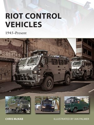 cover image of Riot Control Vehicles
