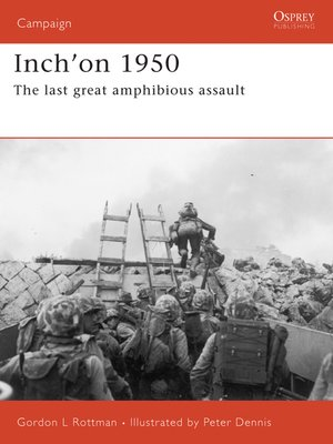 cover image of Inch'on 1950