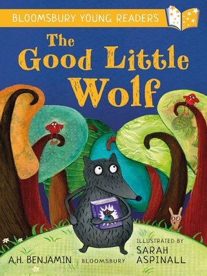 cover image of The Good Little Wolf