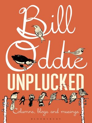 cover image of Bill Oddie Unplucked