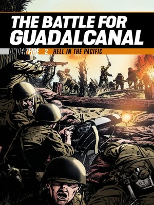cover image of The Battle for Guadalcanal