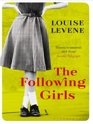 cover image of The Following Girls