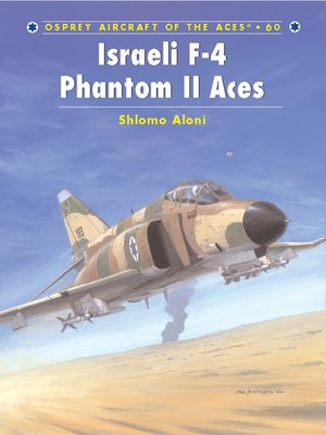 cover image of Israeli F-4 Phantom II Aces