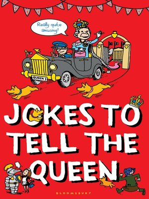 cover image of Jokes to Tell the Queen