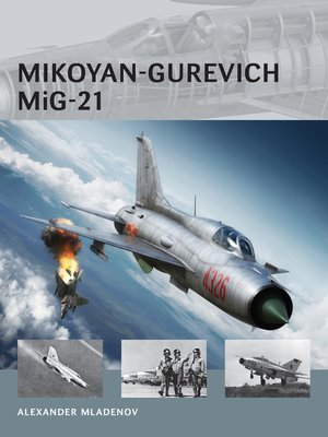 cover image of Mikoyan-Gurevich MiG-21