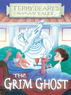 cover image of The Grim Ghost