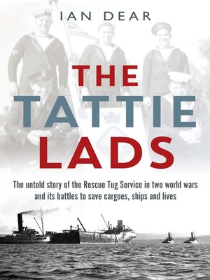 cover image of The Tattie Lads