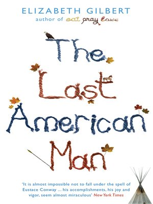 cover image of The Last American Man